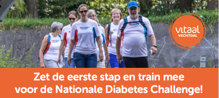 Nationale Diabetes Challenge 2019